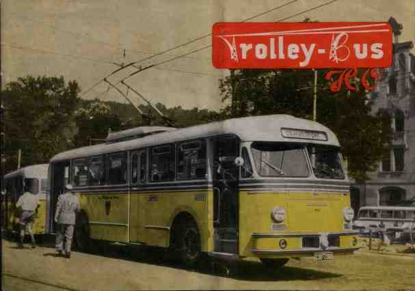 Trolley-Bus H0 page: Title